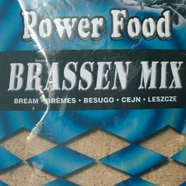 Top Secret Power Food Grundfutter Brassen Mix 1Kg - 1