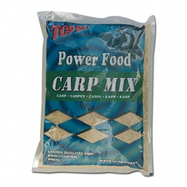 Top Secret Power Food Grundfutter Carp (Karpfen) Mix 1Kg - 1