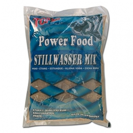 Top Secret Power Food Grundfutter Stillwasser Mix 1Kg - 1